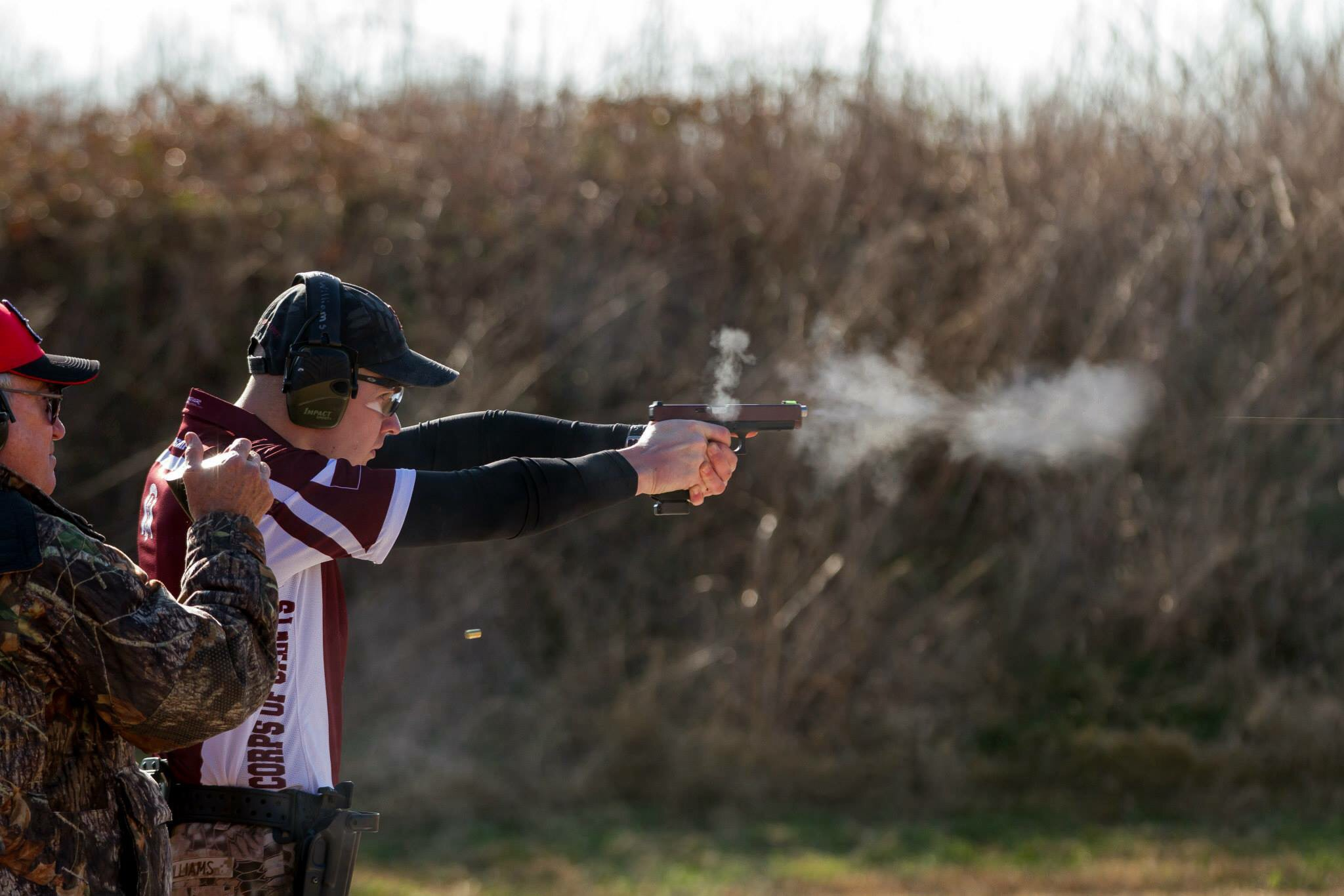 Shooting Sports – Greg Petrey | North Richland Hills, Texas